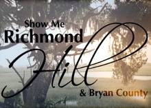 Show Me Richmond Hill & Bryan County
