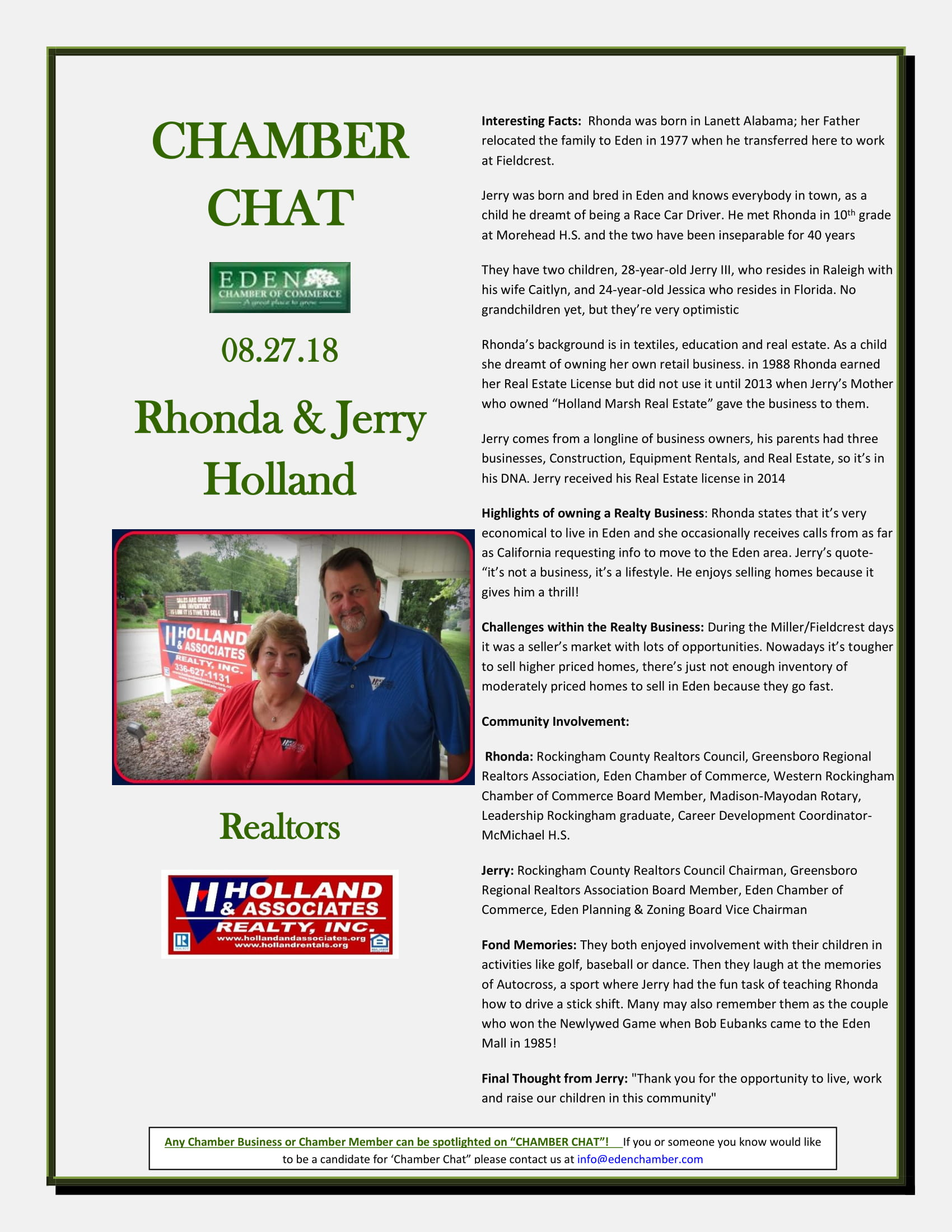 CHAMBER-CHAT--Holland-Realty--Rhonda-and-Jerry-08.27.18-1.jpg
