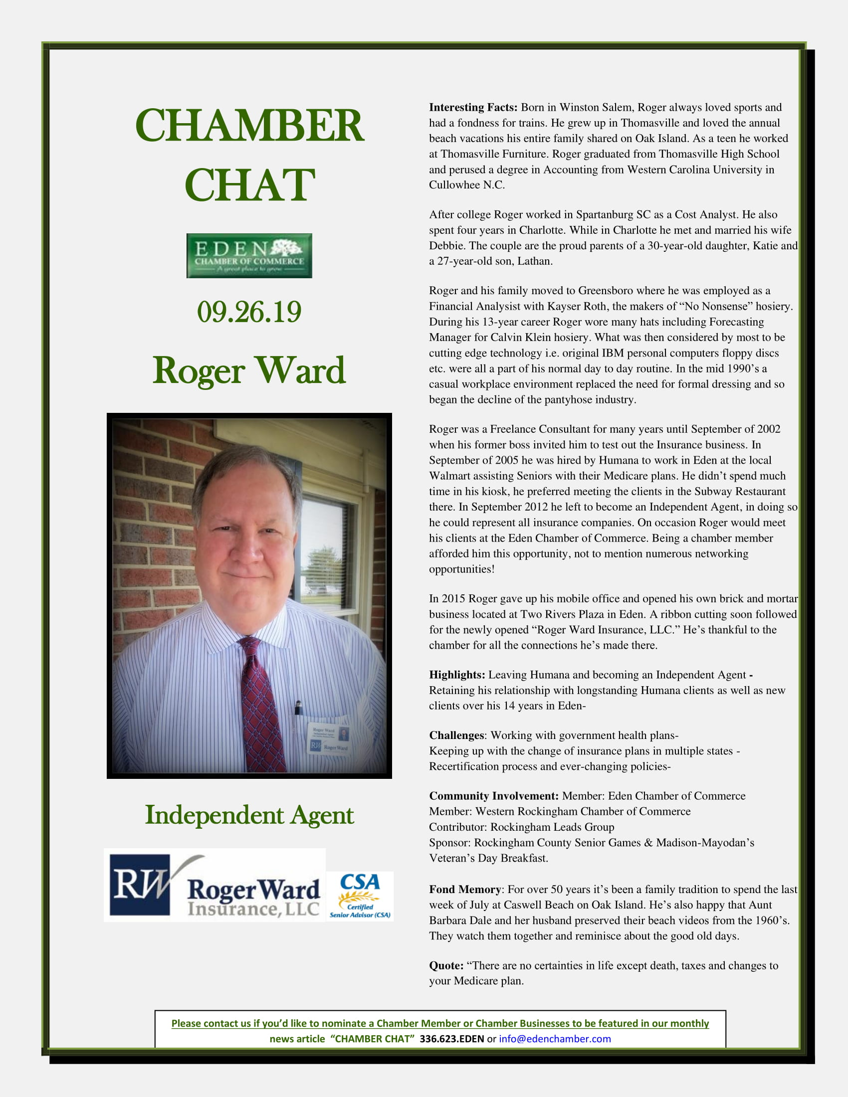 CHAMBER-CHAT-Roger-Ward--Independent-Insurance-Agent-9.26.19-1.jpg