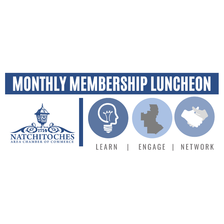 Monthly Membership Luncheon Logo