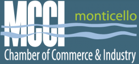 Image result for monticello chamber of commerce logo