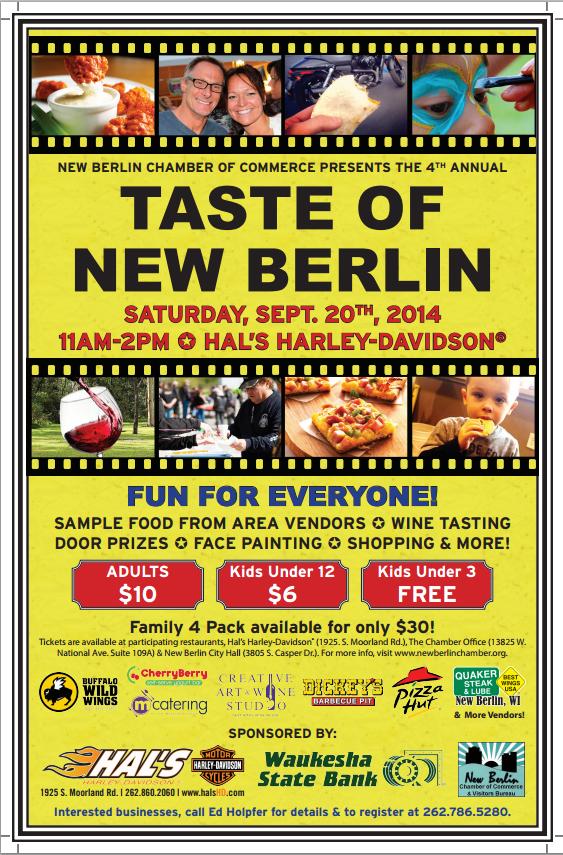 Taste of New Berlin