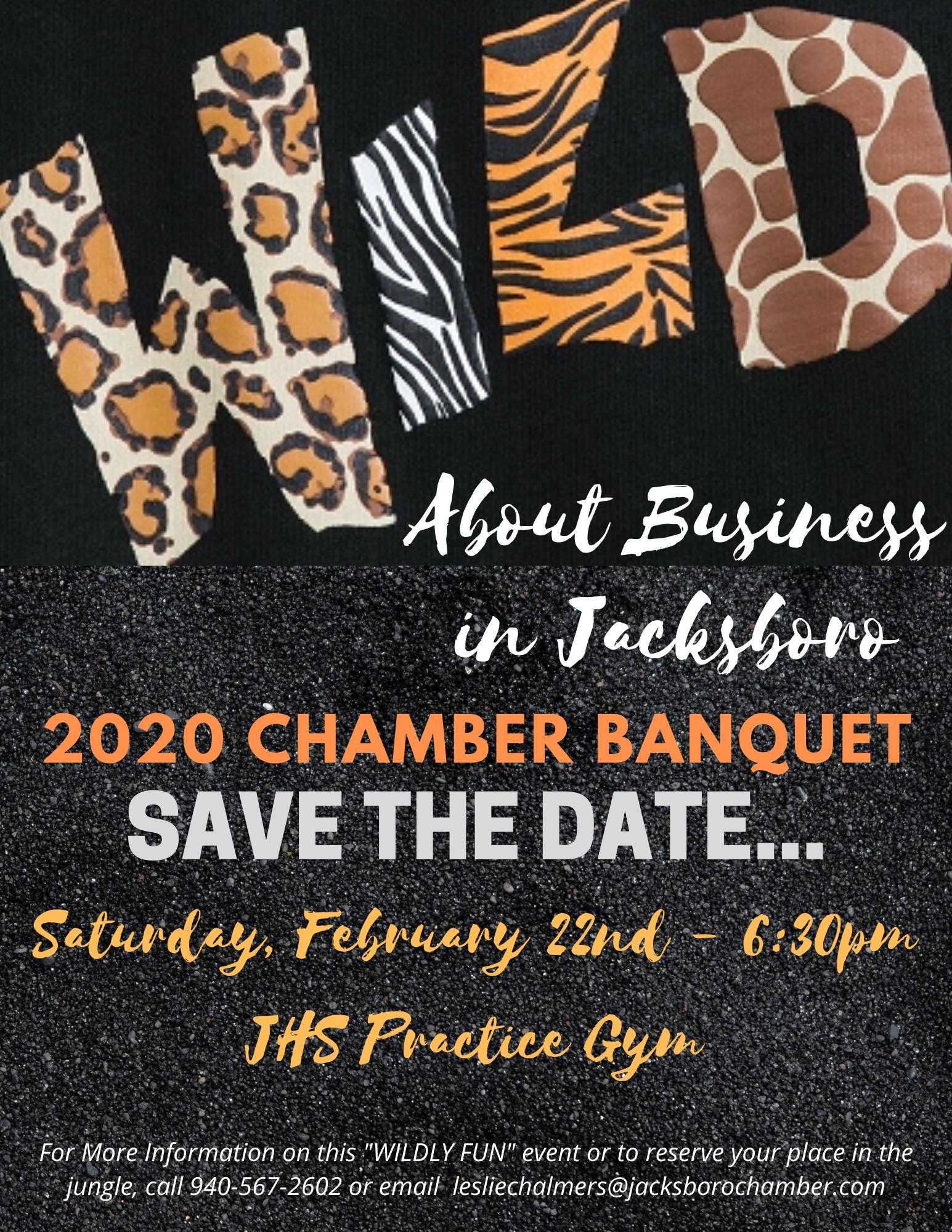 2020 Chamber Banquet