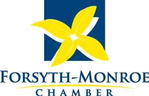 Forsyth-Monroe Chamber Logo