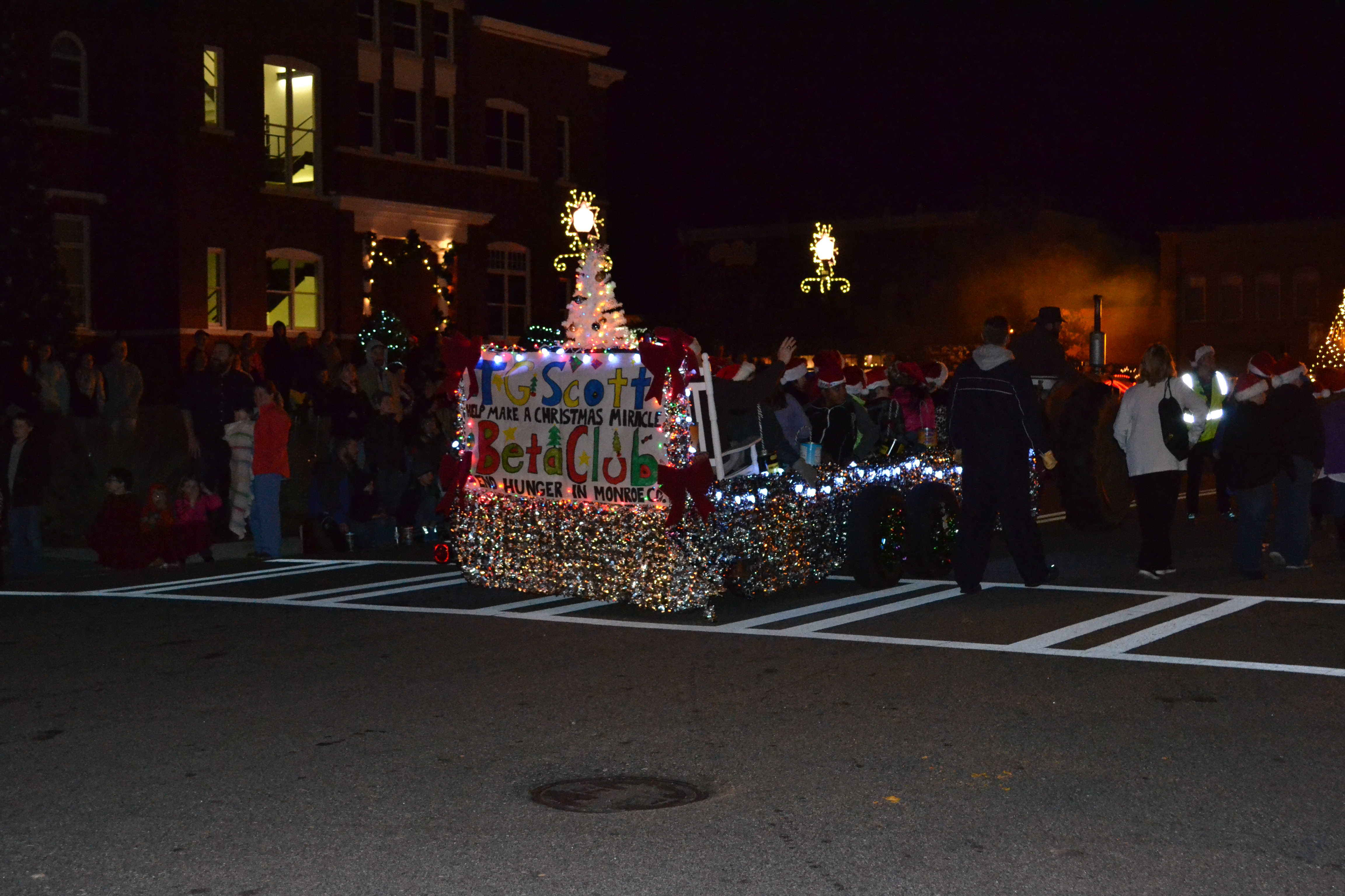 Forsyth Christmas Parade 2020 Hometown Holidays Parade   Forsyth Monroe County Chamber of