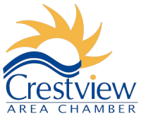 crestview chamber logo