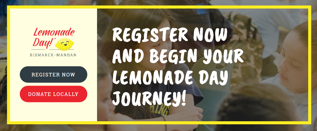 Lemonade Day Register Image