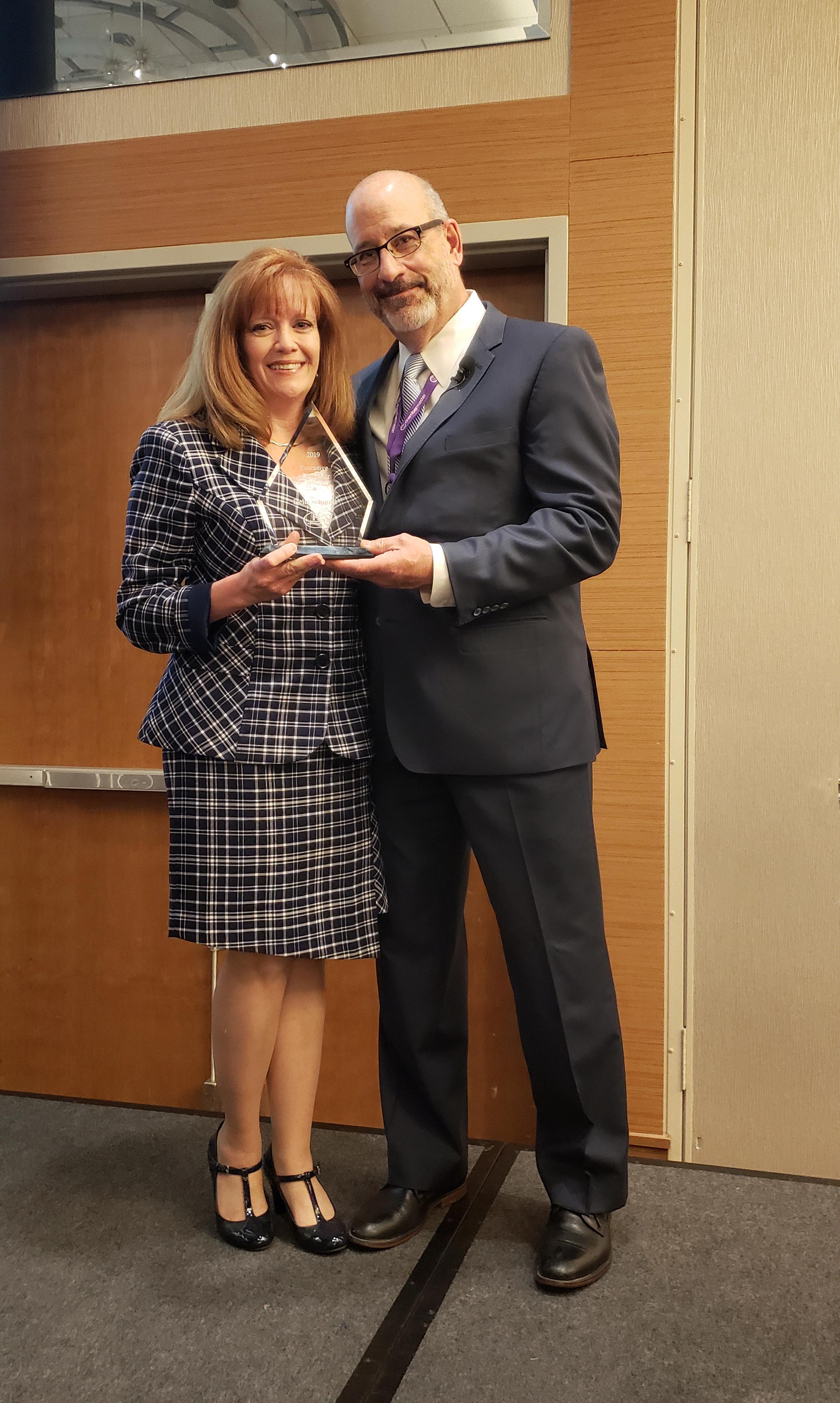 Executive of the Year Award