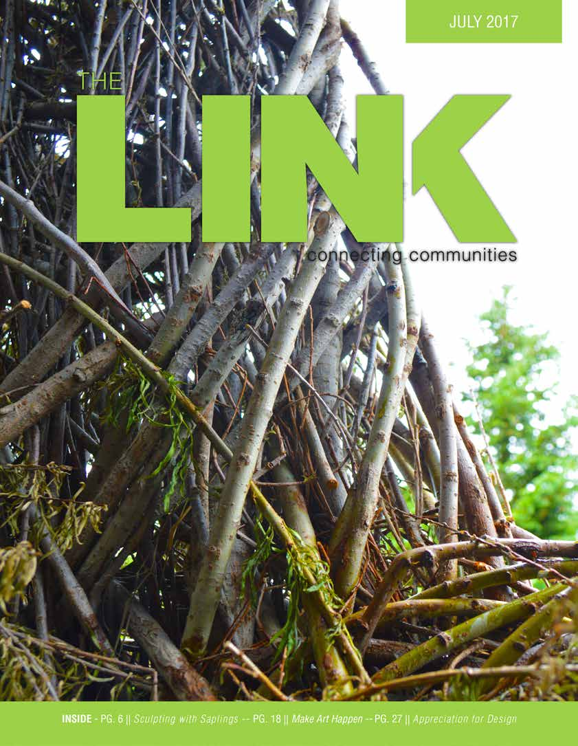 The LINK, cover