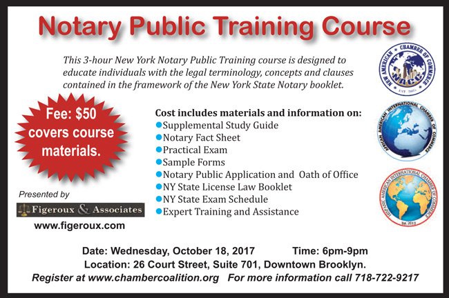 New york notary study guide