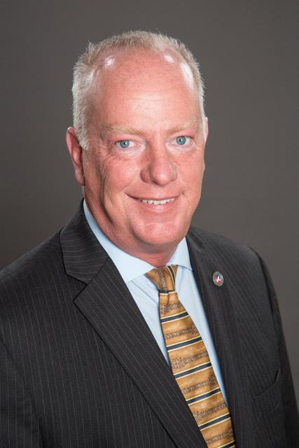 Chamber President & CEO Joseph Henning