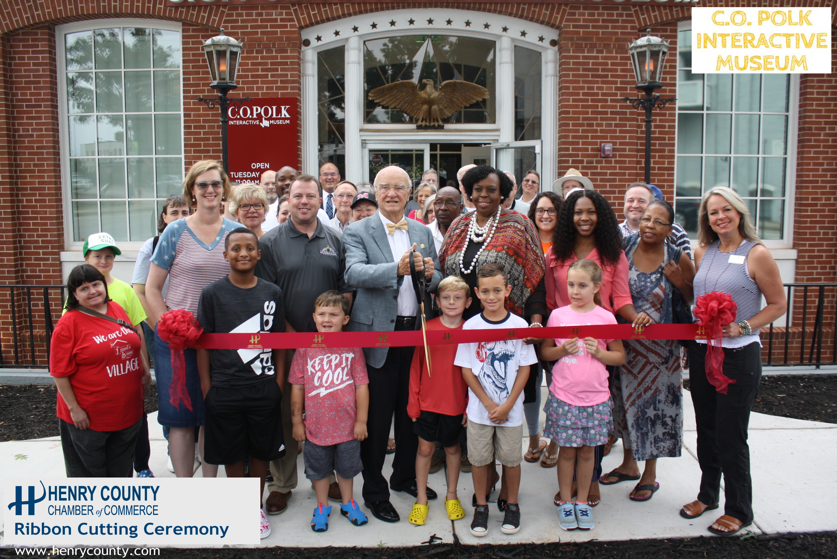 Ribbon Cuttings - Henry County Chamber of Commerce, GA