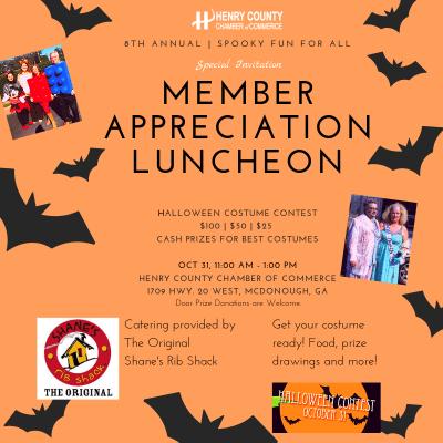 HCCC Membership Appreciation Luncheon