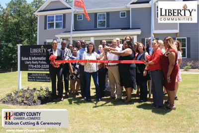 Liberty Communities – Brightwood on the Lakes