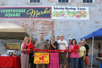 Courthouse Square Market