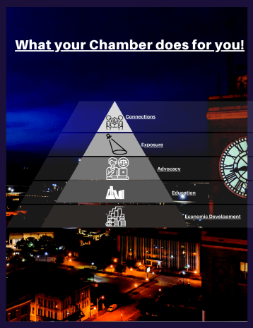 What your Chamber does for you