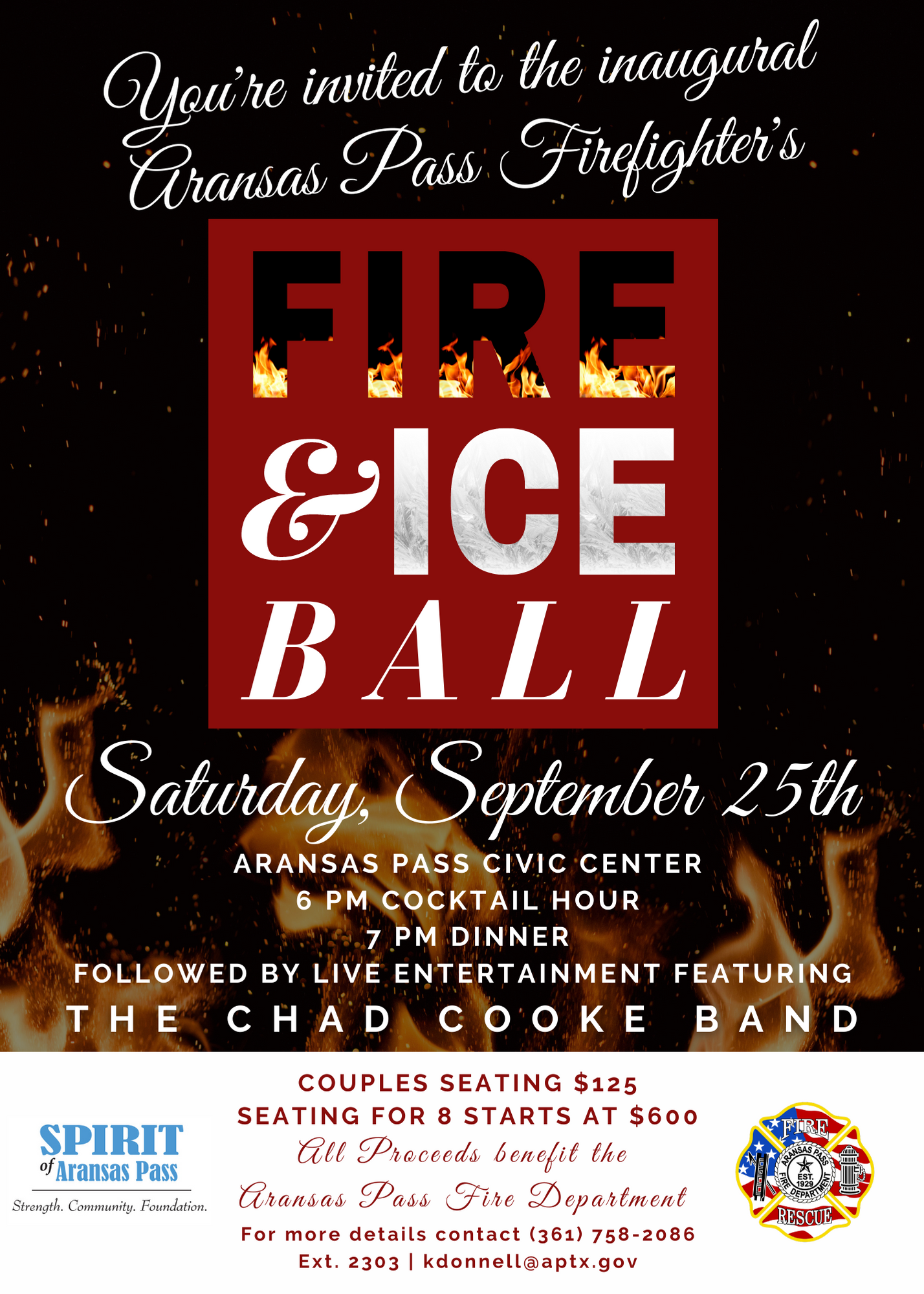 Fire & Ice Ball and BBQ Cook-Off