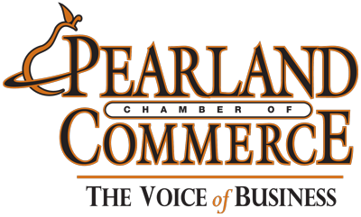 The Pearland Chamber of Commerce Logo