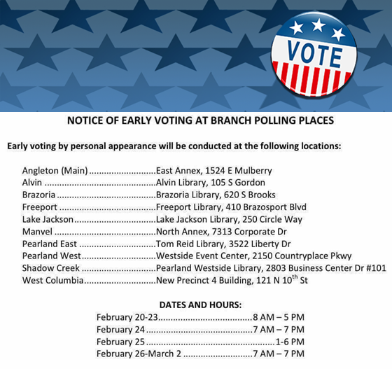 Voting is now open!  Make your Voice Heard.