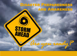 Disaster Preparedness Awareness and Resources