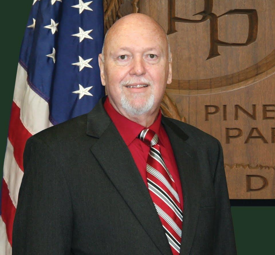 Vice President Tim Caddell