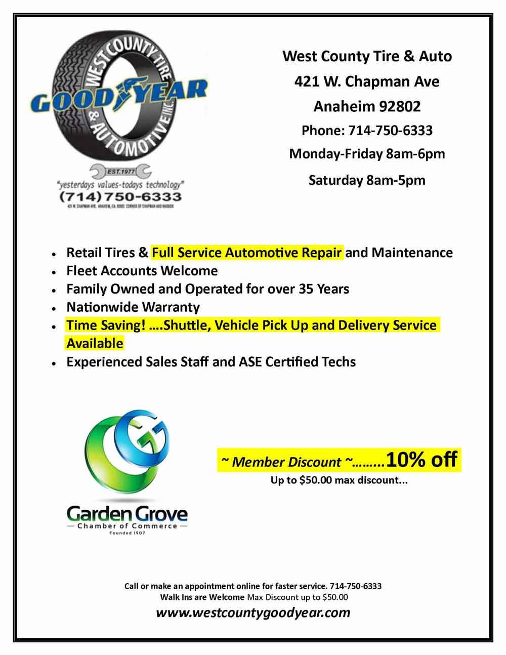 Photos - Garden Grove Chamber, CA