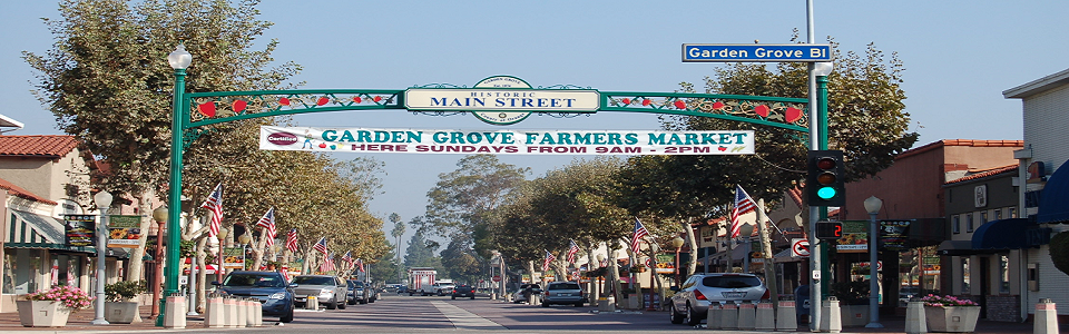 Garden Grove Anaheim Restaurants