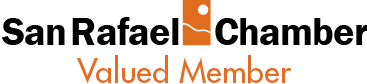 San Rafael Chamber Valued Member logo