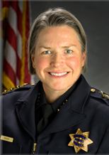San Rafael Police Chief Diana Bishop