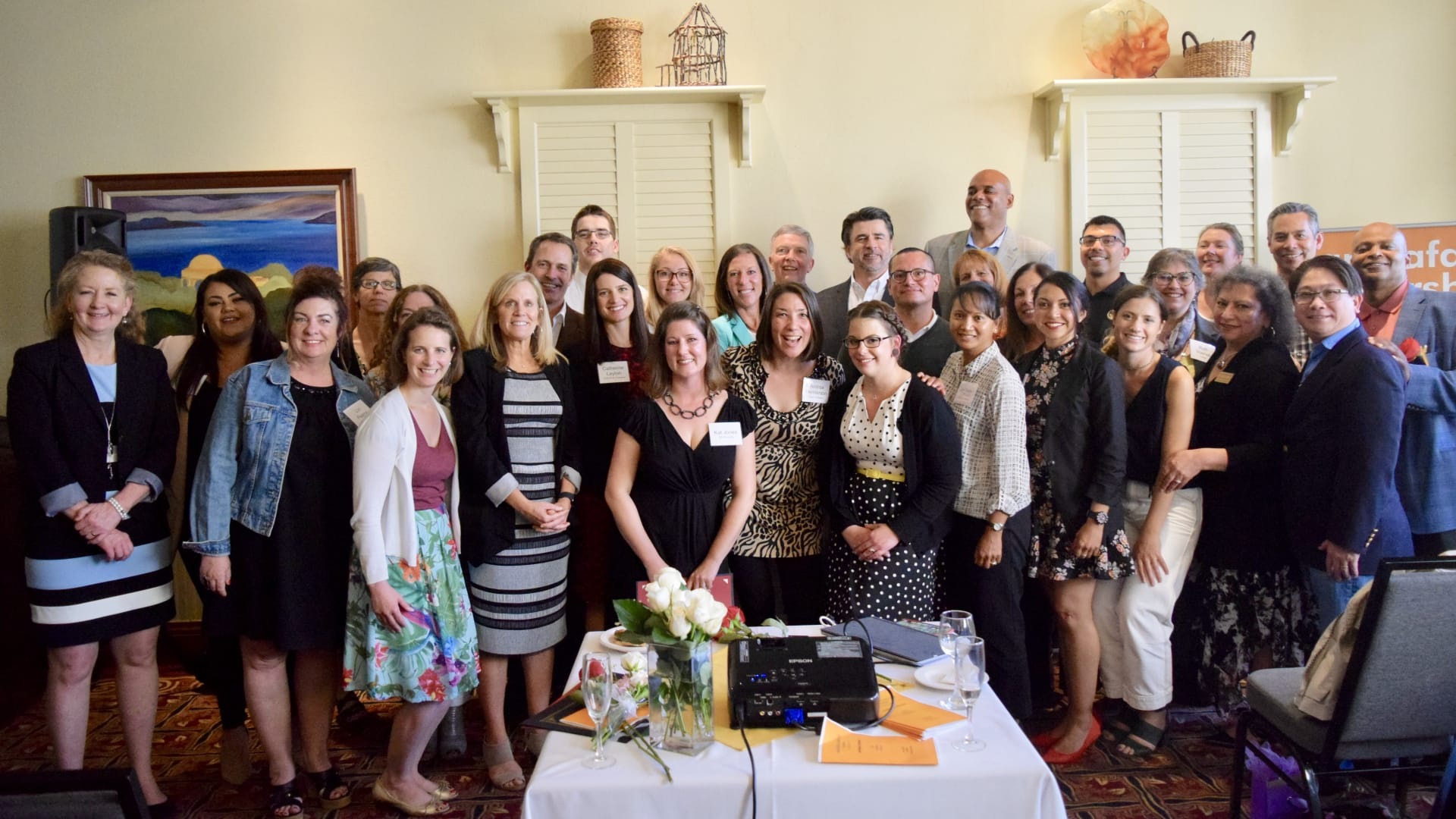 Congratulations to this years San Rafael Leadership Institute Graduates!