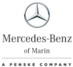 Mercedes-Benz of Marin logo