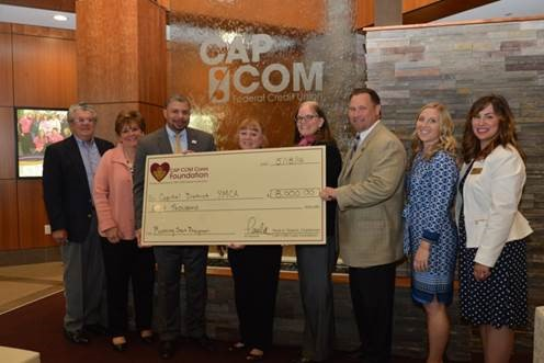 CAP COM partners with Capital District YMCA to support