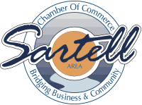 Sartell Area Chamber of Commerce Logo