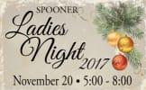 Spooner Ladies Night