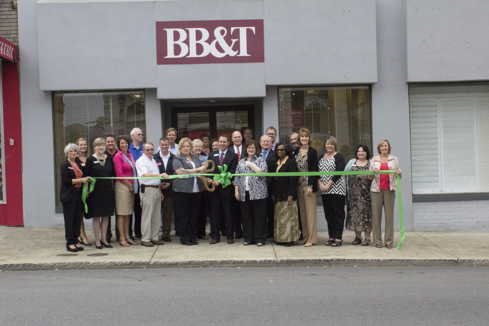 BB&T New Downtown Hopkinsville Branch Office
