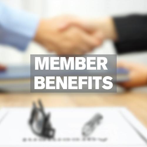 Member Benefits