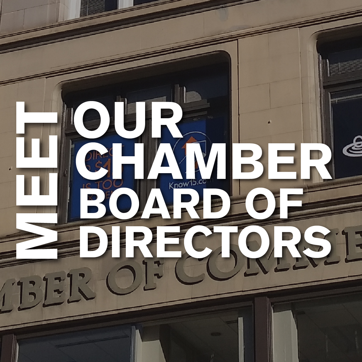 Meet Our Chamber Board of Directors