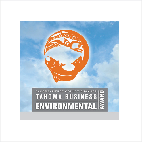 Tahoma Business Environmental Award