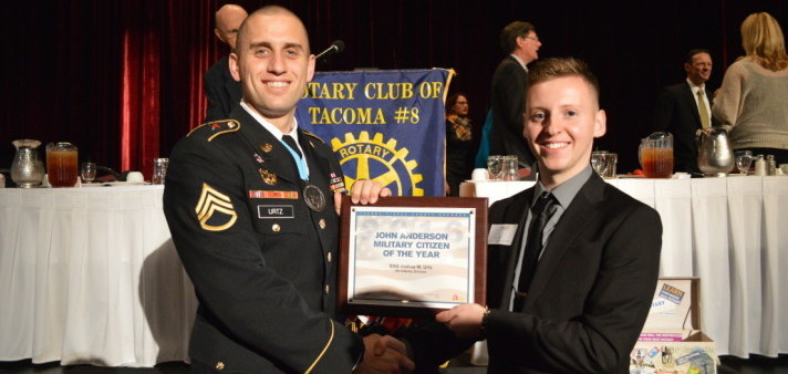 John H Anderson Military Citizen of the Year Award
