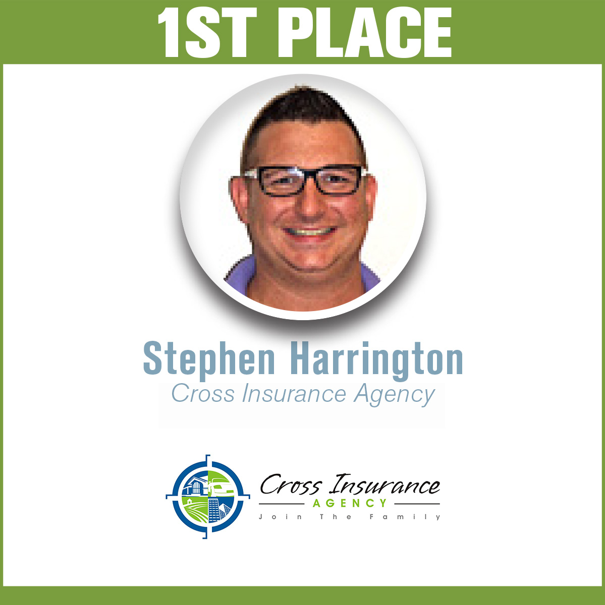 Stephen Harrington Cross Insurance