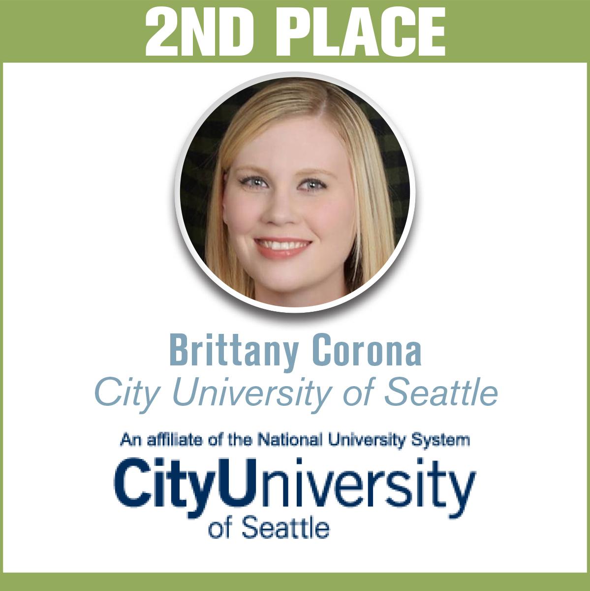 Brittany Corona City University of Seattle