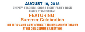 Chamber Luncheon Summer Celebration