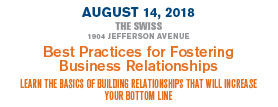 Chamber Lunch and Learn August 14 2018