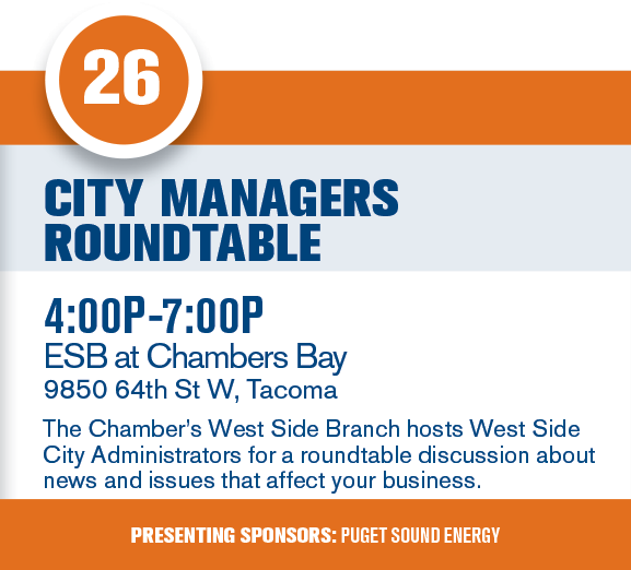 City Managers Roundtable
