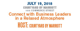 Chamber After Hours at Courtyard Marriott