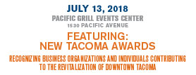 Chamber Luncheon New Tacoma Awards