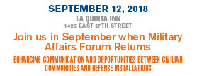 Chamber Military Affair Forum