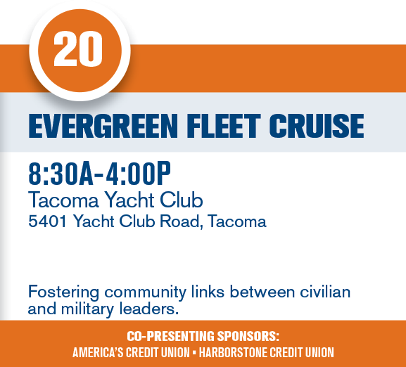 Evergreen Fleet Cruise