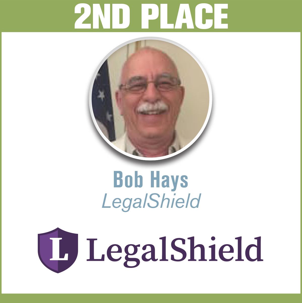 Bob Hays LegalShield