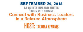 Chamber After Hours at Tacoma Kiwanis